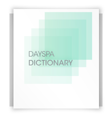 DAYSPA Dictionary