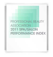 Professional Beauty Association Spa Salon Performance Index 2011